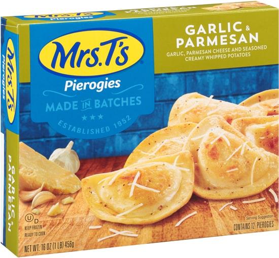 Garlic & Parmesan