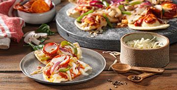 Pierogy Pizza