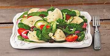 Greektown Pierogy Salad